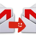 Gメールで、全てのもしくは特定のメールを他のアカウントにコピーする方法